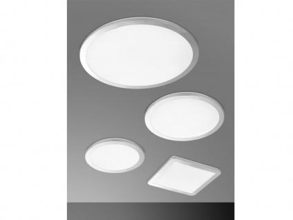 LED Innenleuchten 2er SET fürs Badezimmer, runde IP44 Deckenlampen, dimmbar, matt - Vorschau 5