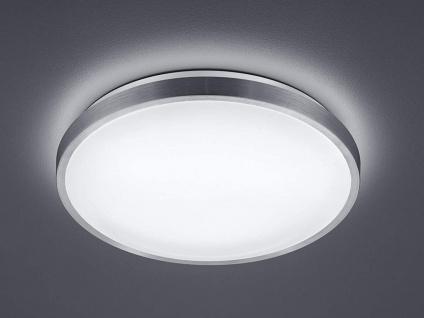 Flache LED Deckenleuchte mit integriertem Bewegungsmelder für Flurbeleuchtung