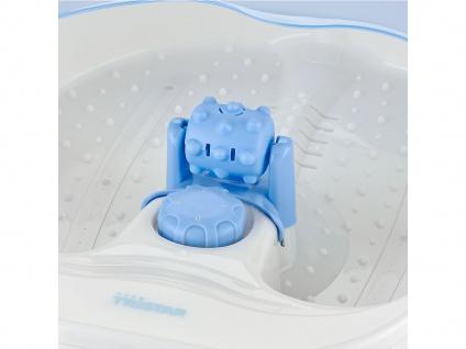 Fußbad mit Vibrations-und Sprudelmassage und 3 einstellbaren Leistungsstufen - Vorschau 4