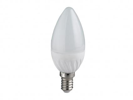 TRIO LED Leuchtmittel Kerze E14, 4W, warmweiß, 320 Lumen warmweiß, nicht dimmbar