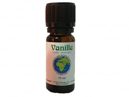 Duftöl Set Naturrein mit 4 Düften Vanille, Orange, Eukalyptus, Zimt, je 10ml - Vorschau 5