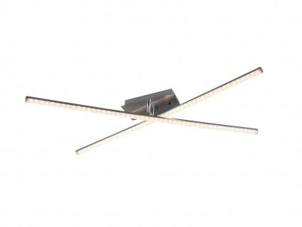 LED Deckenleuchte STRADA mit RGBW Farbwechsler & Fernbedienung, schwenkbare Arme - Vorschau 2