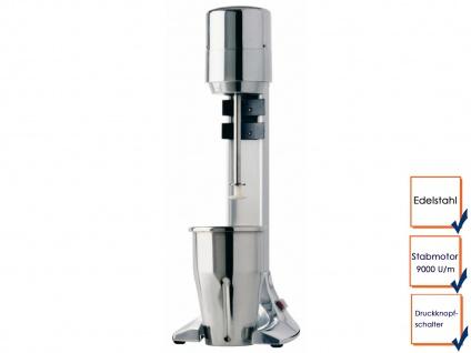 Gastro Profi Mixer 9000 U/min, Stand Bar Küchen Mixer, Milch Eiweiß Shaker