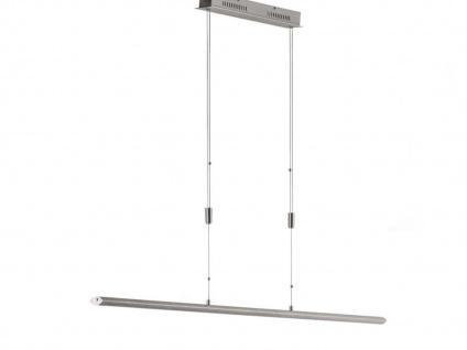 Honsel LED Pendelleuchte BEAT Höhenverstellbar und dimmbar, Esstischlampe Design