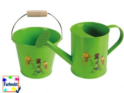 Sandspielzeug Eimer / Gartenspielzeug für Kinder, -DIE BIENE MAJA-