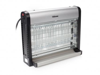 2er Set Insektenvernichter mit UV-Lampe 2 x 10 Watt Hochspannung 2200-2400 Volt - Vorschau 3