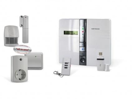 Eden be safe Sicherheits-/Heimautomationssystem, Überwachungssysteme
