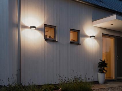 Außenwandleuchte ROVIGO, anthrazit, 5 Watt HP-LED, 350 Lumen, 3000K - Vorschau 4