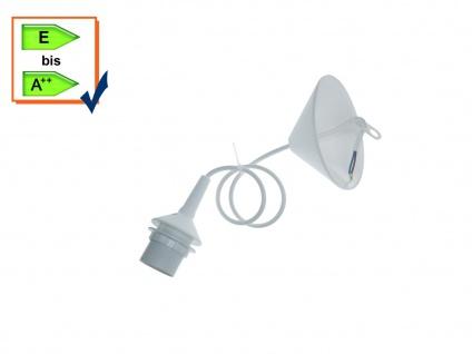 Lampion Kugel Fussball Motiv Ballon Papier Lampe Hängeleuchte Kinderzimmer - Vorschau 4