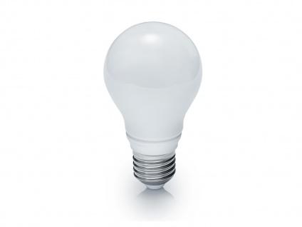 LED Tischlampe BASIC silber Leselampe Arbeitslampe fürs Büro Schreitischlampe