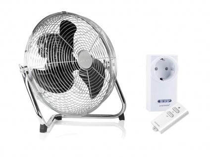 Bodenventilator mit Fernbedienung ? Tischlüfter Zimmerventilator Windmaschine