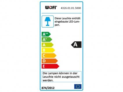 Schwenkbare LED Wandleuchte / Leseleuchte mit Schalter, 2er Set - Vorschau 3
