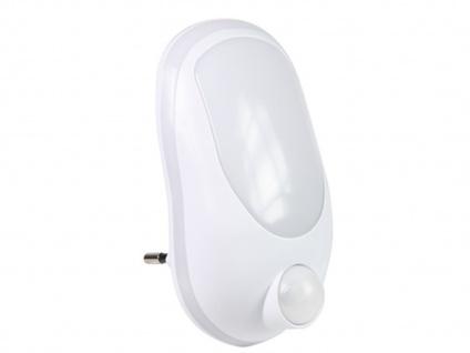 LED Nachtlicht mit Bewegungsmelder, Orientierungslicht Steckdosenlicht Babylicht
