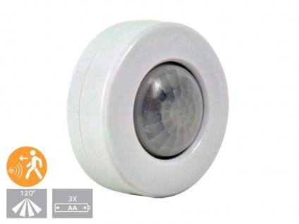 LED Nachtlicht mit Bewegungsmelder, Orientierungslicht Schranklicht Notlicht