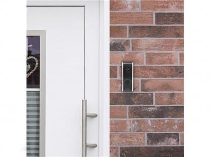 WiFi Videotürklingel HD Kamera, Haussprechanlage mit Nachtsicht, Smartphone App - Vorschau 5