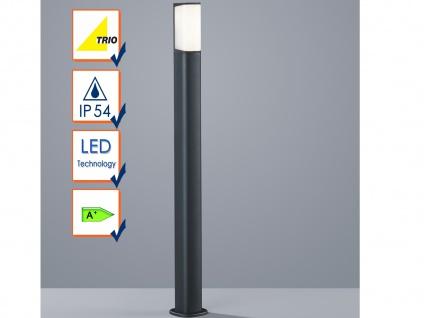 LED-Wegeleuchte / Außenstandleuchte TICINO, höhe 100 cm, Trio
