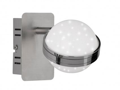 LED Wandspot MONDE, Sternendesign, Wandleuchte Wandlampe LED Spot Design - Vorschau 2