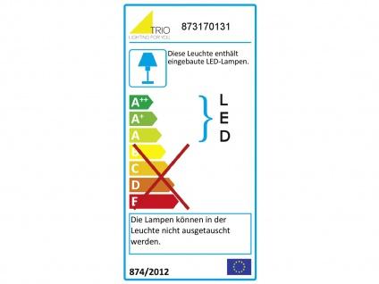 LED Wandstrahler Weiß matt Spot schwenkbar 6W - Wandleuchten Schlafzimmer - Vorschau 2