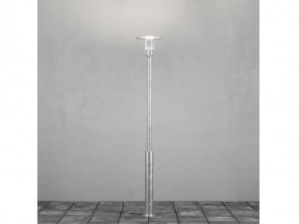 2er Set Konstsmide LED Mastleuchte Wegeleuchte MODE, bruchsicher, Lampe außen - Vorschau 4