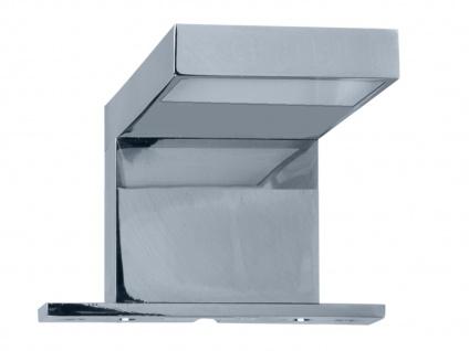 Moderne LED Badleuchte Spiegelleuchte Badezimmerleuchte Feuchtraumleuchte Chrom - Vorschau 2