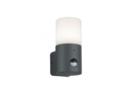 LED Außenbeleuchtung, Wandlampe mit dimmbare LED, E27, 10W, 800lm 3000K weiß, A+