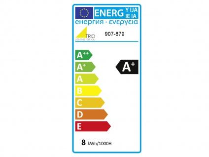 Großes Rundes Industrielook LED Leuchtmittel E27 dimmbar aus Glas in warmweiß - Vorschau 3