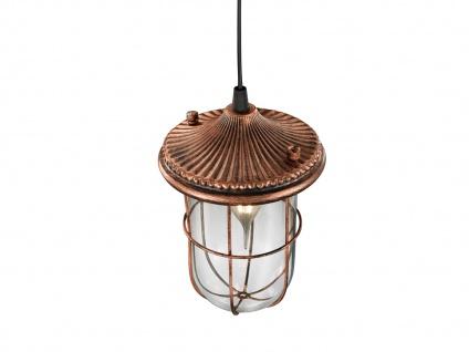 LED Hängelampe Industrial Style Esstischlampe über Kochinsel Galerie Schifflampe - Vorschau 3