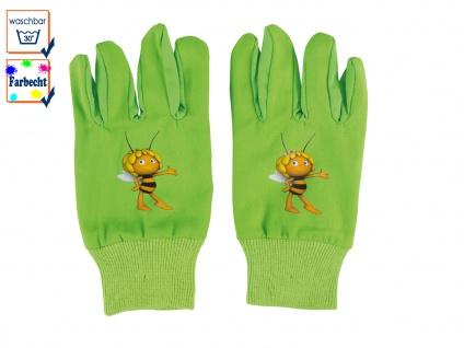 Kinder Gartenhandschuhe / Gartenhandschuhe für Kinder DIE BIENE MAJA Vellemann