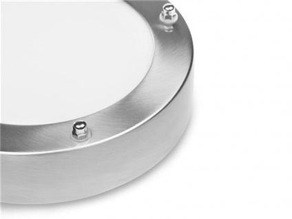 LED Deckenbeleuchtung - Badezimmerleuchte mit 12W & 350Lm in Warmweiß, rund 28 cm - Vorschau 5