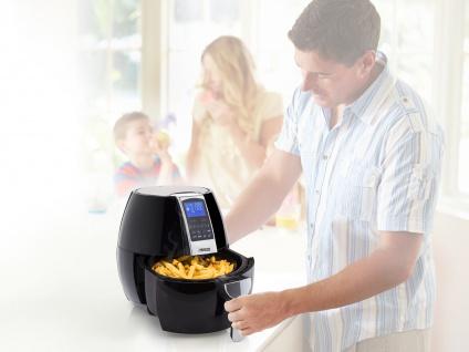 PRINCESS Digitale XL Heißluftfritteuse 3, 2 Liter Pommes Fritteuse mit wenig Fett - Vorschau 3