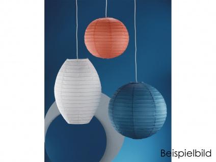 Trio Lampenschirm Japan-Kugel PAPER Papier weiß Ø 60cm, Pendelleuchte Lampion - Vorschau 5
