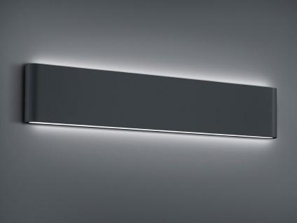 LED Außenwandleuchten SET Up and Down Anthrazit - Außenwandlampen für Hauswand - Vorschau 2