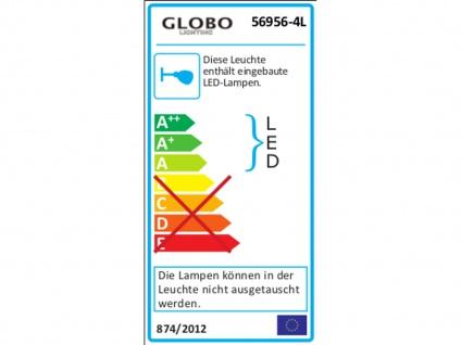 Globo LED Deckenstrahler TAKIRO 85cm, Spots schwenkbar, Deckenleuchte Wohnraum - Vorschau 4