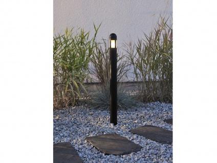 Konstsmide 3er Set LED Wegeleuchten in schwarz, Erdspießleuchten Gartenleuchten - Vorschau 3