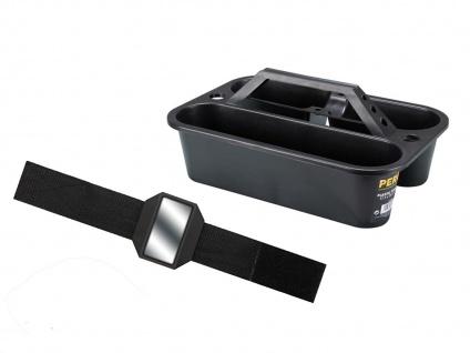Werkzeugträger aus Kunststoff + Easy Work Magnet - Werkzeug Kiste Koffer Kasten - Vorschau 2
