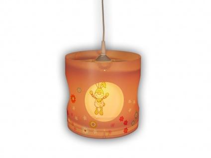 Selbstdrehende Kinderzimmerlampe Bungee Bunny LED Licht Kinderlampe Hängeleuchte - Vorschau 2