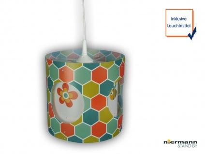 LED Kinderzimmerlampe EXPLORE Schirm drehend Deckenlampe Kinder Mädchen / Jungen
