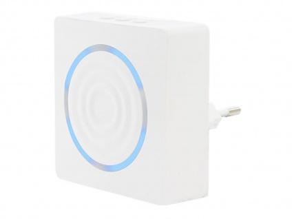 Smarter Türklingel Zusatzgong für Link2Home Wifi Audio & Video Türsprechanlagen