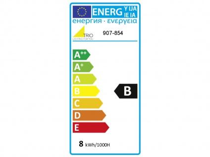 Filament LED Leuchtmittel Globe E27 Sockel dimmbar 8 Watt 260 Lumen rauchfarbig - Vorschau 2