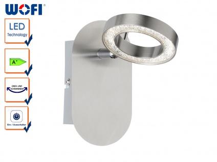 LED Wandleuchte / Wandspot schwenkbar, Schalter, Wandleuchten Wandlampen Spot