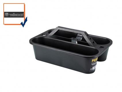 Werkzeugträger Werkzeugkiste, Werkzeugkasten, Kunststoff, Velleman, Perel OTTP1