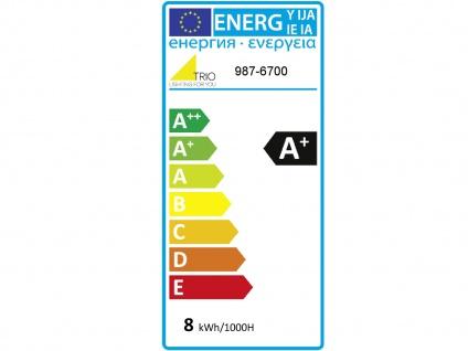 Switch Dimmer FILAMENT LED mit E27 Fassung, 8Watt warmweiß, Glas amberfarbig - Vorschau 3