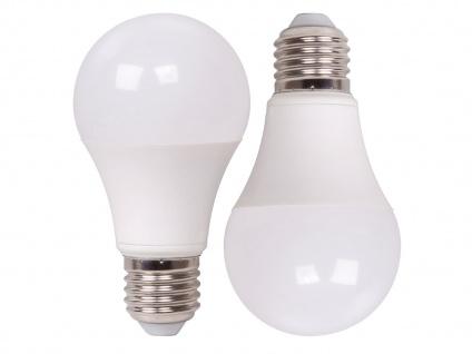 2-er Set LED Leuchtmittel 10W, 810 Lm, warmweiß, E27, EEK A+