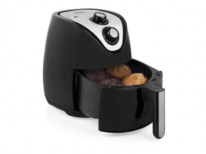 Heißluftfritteuse XXL Umluft Crispy Fryer, frittieren ohne Öl, 4, 5 Ltr. 1500Watt - Vorschau 3