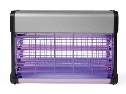Profi Insektenschutz UV Lampe, Elektrolampe gegen Schnaken Fliegen, Mückenabwehr