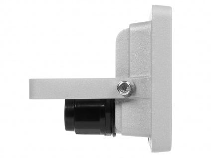 2 Stk 20W Strahler grau Baustrahler LED neutralweiß Scheinwerfer Arbeitsleuchte - Vorschau 5