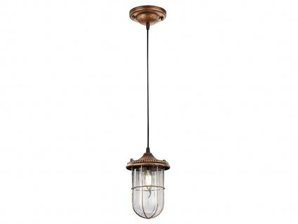 LED Hängelampe Industrial Style Esstischlampe über Kochinsel Galerie Schifflampe - Vorschau 2