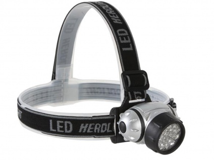 LED Stirnlampe Kopflampe ultra bright für Wandern, Trekking, Camping, Outdoor - Vorschau 2