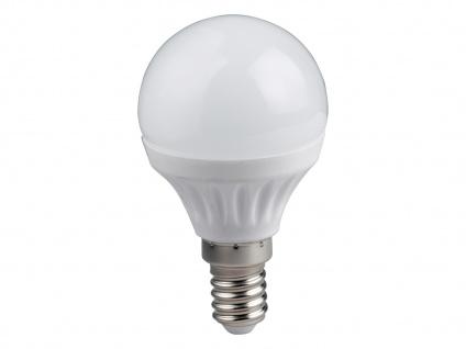 LED Leuchtmittel 5 Watt warmweiß für E14 Fassung 400 Lumen Ø4, 5cm extern dimmbar