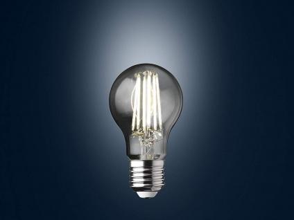 Filament LED dimmbar E27 Leuchtmittel Glühlampe Klares Glas 8 Watt 1055lm 2700K
